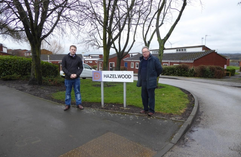 Conservatives save Hazelwood