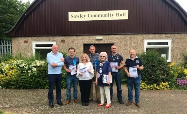 Conservative Party in Sawley